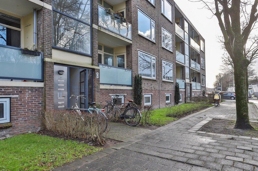 Betje Wolfstraat 52 Groningen - Verhuurbaar appartement