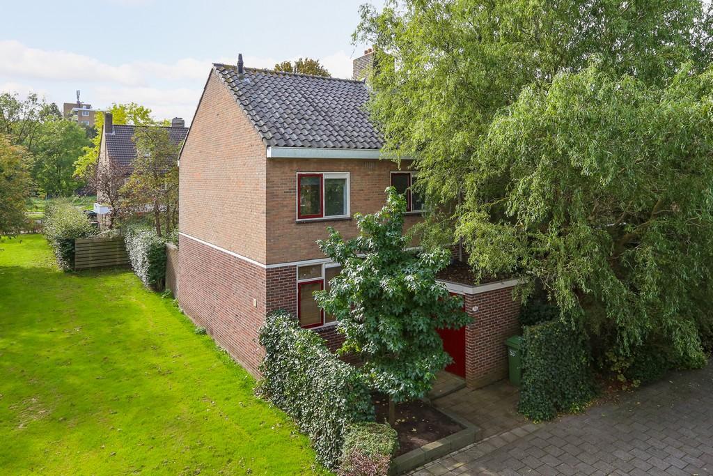 Brederostraat 30 Groningen - Eengezins hoekwoning De Wijert