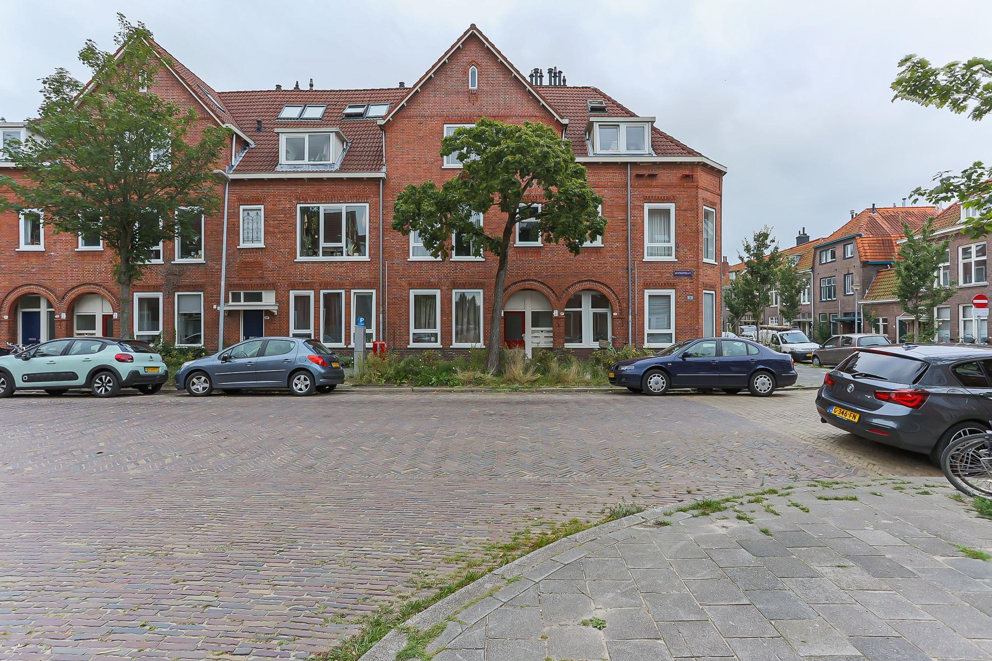 Koninginnelaan 51 Groningen - Benedenwoning in de Oranjebuurt