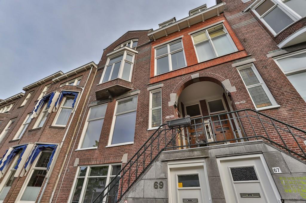 Kraneweg 69a Groningen - herenhuis -bovenwoning uit 1911 centrum Groningen