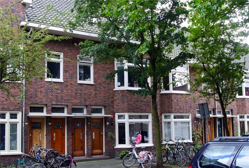 Eyssoniusplein 17 Groningen - Jaren 30 benedenwoning profesorenbuurt te huur