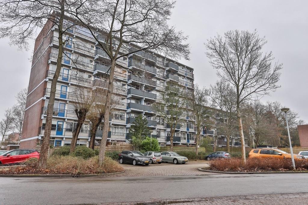 Meerpaal 23 - 4 kamer Portiekflat Lewenborg Groniingen