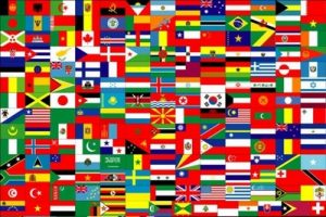Flags of the world - Expat realtor Groningen